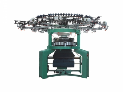 Double Rib/Transfer Jacquard Machine